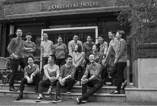 6th by ORIENTAL HOTEL